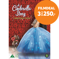 Produktbilde for A Cinderella Story: Christmas Wish (DVD)