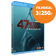Produktbilde for 47 Meters Down 2 - Uncaged (BLU-RAY)