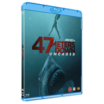 47 Meters Down 2 - Uncaged (BLU-RAY)