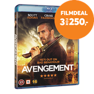 Produktbilde for Avengement (BLU-RAY)