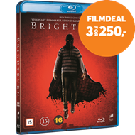 Produktbilde for Brightburn (BLU-RAY)
