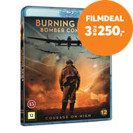 Produktbilde for Burning Skies: Bomber Command (BLU-RAY)