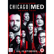 Produktbilde for Chicago Med - Sesong 4 (m/engelske undertekster) (UK-import) (DVD)