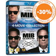 Produktbilde for Men In Black 1-4 (BLU-RAY)