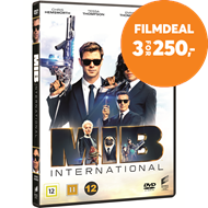 Produktbilde for Men In Black 4 - International (DVD)