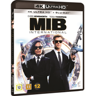 Produktbilde for Men In Black 4 - International (4K Ultra HD + Blu-ray)