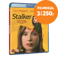 Produktbilde for Stalker / Greta (BLU-RAY)