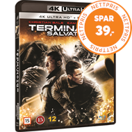 Produktbilde for Terminator 4: Salvation (4K Ultra HD + Blu-ray)