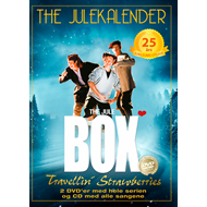 Produktbilde for The Julekalender - The Julebox (2DVD + CD)