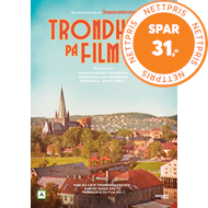 Produktbilde for Trondheim På Film - Del 1 (DVD)