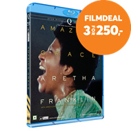 Produktbilde for Amazing Grace (BLU-RAY)
