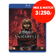 Produktbilde for Annabelle 3 - Annabelle Comes Home (BLU-RAY)