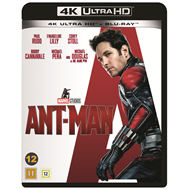Produktbilde for Ant-Man 1 (4K Ultra HD + Blu-ray)