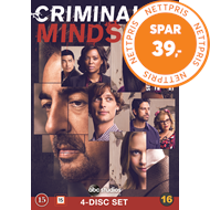Produktbilde for Criminal Minds - Sesong 14 (DVD)