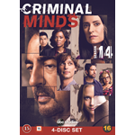 Criminal Minds - Sesong 14 (DVD)