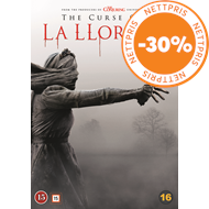 Produktbilde for The Curse Of La Llorona (DVD)