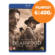 Produktbilde for Deadwood - The Movie (BLU-RAY)