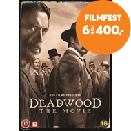 Produktbilde for Deadwood - The Movie (DVD)