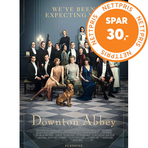 Downton Abbey - The Movie (DVD)