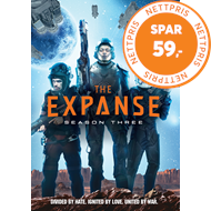 Produktbilde for The Expanse - Sesong 3 (DVD)