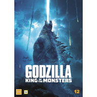 Produktbilde for Godzilla - King Of The Monsters (DVD)