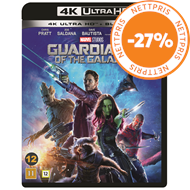 Produktbilde for Guardians Of The Galaxy (4K Ultra HD + Blu-ray)