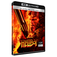 Produktbilde for Hellboy (2019) (4K Ultra HD + Blu-ray)