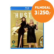 Produktbilde for The Hustle (BLU-RAY)
