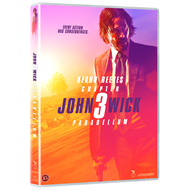 Produktbilde for John Wick: Chapter 3 - Parabellum (DVD)
