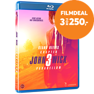 Produktbilde for John Wick: Chapter 3 - Parabellum (BLU-RAY)