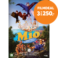 Produktbilde for Mio - Eventyr I Middelhavet (DVD)