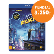 Produktbilde for Pokemon - Detective Pikachu (BLU-RAY)