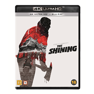 Produktbilde for The Shining / Ondskapens Hotell (4K Ultra HD + Blu-ray)