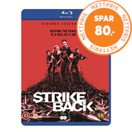 Produktbilde for Strike Back - Sesong 6 - Revolution (Silent War) (BLU-RAY)