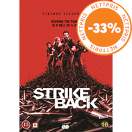 Produktbilde for Strike Back - Sesong 6 - Revolution (Silent War) (DVD)