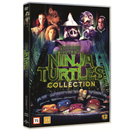 Produktbilde for Teenage Mutant Ninja Turtles Box (DK-import) (DVD)