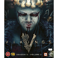 Produktbilde for Vikings - Sesong 5 - Del 2 (BLU-RAY)