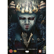 Produktbilde for Vikings - Sesong 5 - Del 2 (DVD)