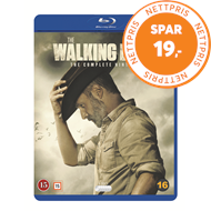Produktbilde for The Walking Dead - Sesong 9 (BLU-RAY)