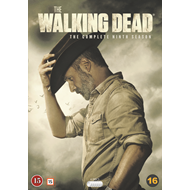 Produktbilde for The Walking Dead - Sesong 9 (DVD)
