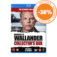 Produktbilde for Wallander - The Ultimate Collection (BLU-RAY)