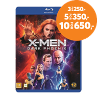 Produktbilde for X-Men: Dark Phoenix (BLU-RAY)