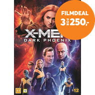 Produktbilde for X-Men: Dark Phoenix (DVD)