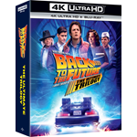 Back To The Future - The Ultimate 4K Trilogy (DK-import) (4K Ultra HD + Blu-ray)