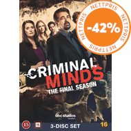 Produktbilde for Criminal Minds - Sesong 15 (DVD)