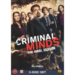 Criminal Minds - Sesong 15 (DVD)