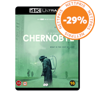 Produktbilde for Chernobyl (Miniserie) (4K Ultra HD + Blu-ray)