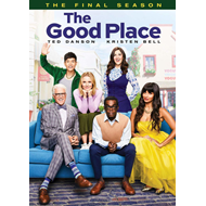 Produktbilde for The Good Place - Sesong 4 (Final Season) (DVD - SONE 1)