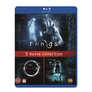 Produktbilde for The Ring Trilogy (BLU-RAY)