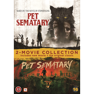 Produktbilde for Pet Sematary 2-Movie Box (DVD)